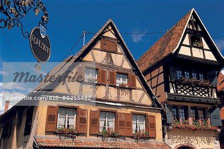Route du vin de France, Alsace, Dambach,