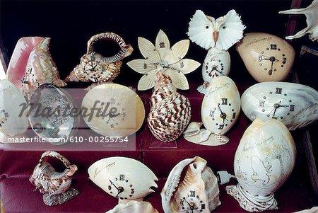 French West Indies, Martinique, Fort de France, craftsmen market