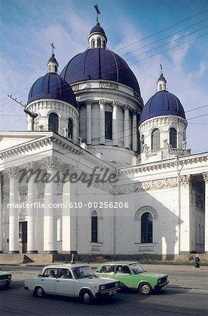 Russia, Saint Petersburg,  St Michael Orthodox church