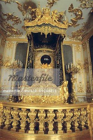 Lit d'Allemagne, Herrenschiemsee, de Louis II