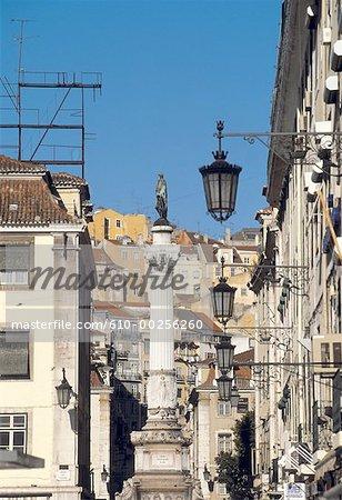 Quartier Commerce Portugal, Lisbonne,
