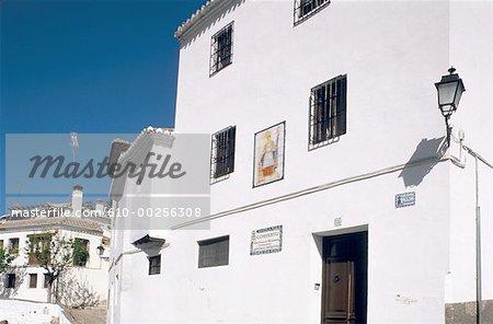 Espagne, Andalousie, Grenade, l'Albaicin