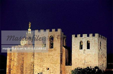 France, Provence, Marseille, Basilique St Victor