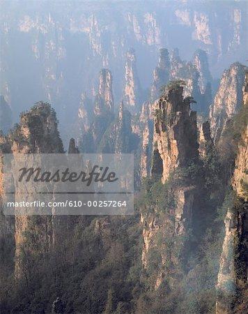 Mt. Tianzi