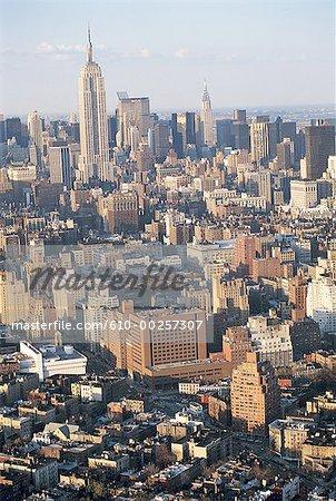 United States, New York, Manhattan, general view