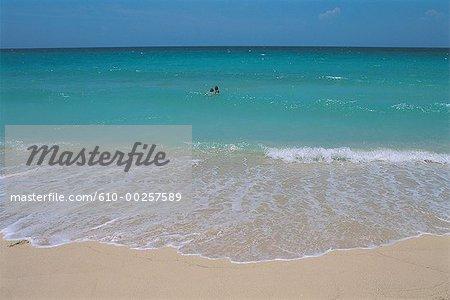 Cuba, Varadero beach