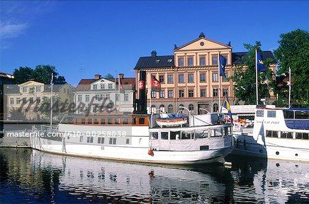 Suède, Uppsala