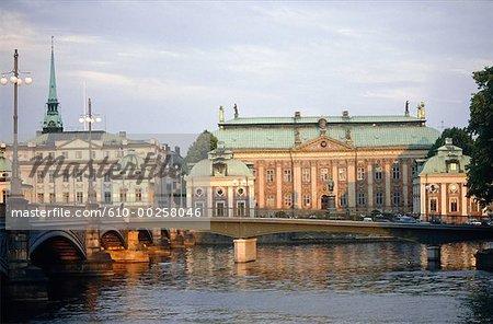 Sweden, Stockholm, Gamla Stan (Old city)