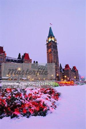 Édifices du Parlement Ottawa (Ontario) Canada