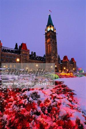 Parliament Buildings Ottawa, Ontario Canada