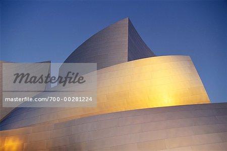 Walt Disney Concert Hall Los Angeles, California, USA