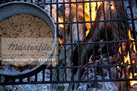 Cookies Over Campfire