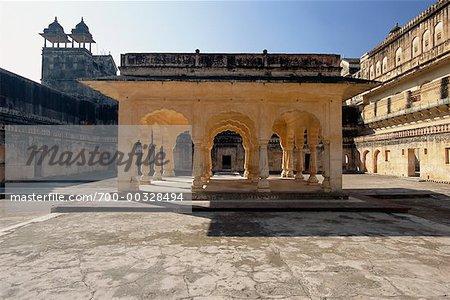 Amber Fortress Jaipur, Rajasthan, India