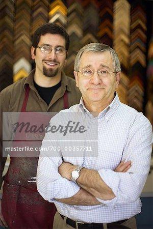 Family Business Portrait