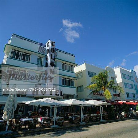 Colony Hotel Miami, Florida, USA