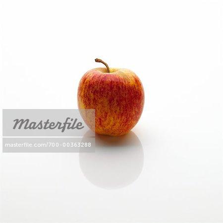 Still Life of Apple