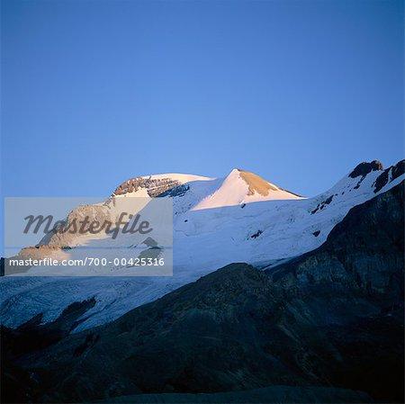 Columbia Icefield, Jasper National Park, Alberta, Canada