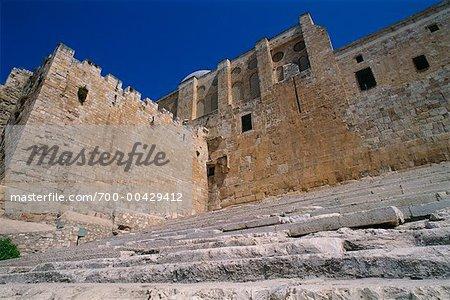 Mont du temple, Jérusalem, Israël