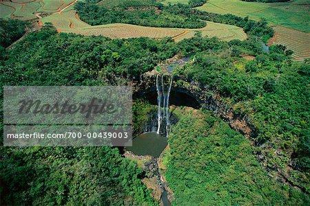 Chamarel Waterfall, Mauritius
