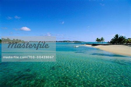 Le Touessrok Resort, Ile Maurice, l'océan Indien