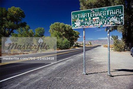 extraterrestre highway