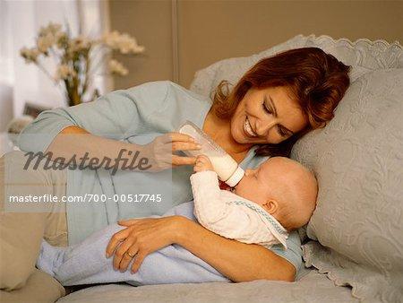 Mutter Ernährung Baby