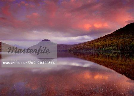 Bowron Lake, Bowron Lakes Provincial Park, British Columbia, Canada