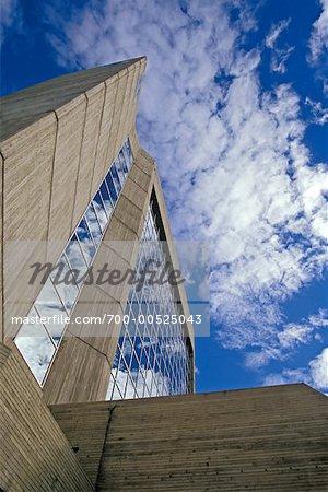 Banque de Montréal bâtiment, Kamloops, Colombie-Britannique, Canada