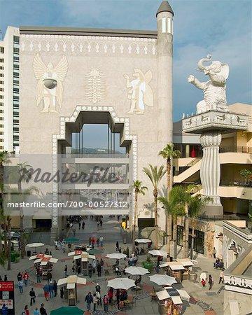 Hollywood and Highland, Hollywood, California, USA