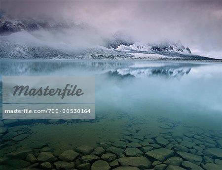 Amethyst Lake, Tonquin Valley, Jasper National Park, Alberta, Canada