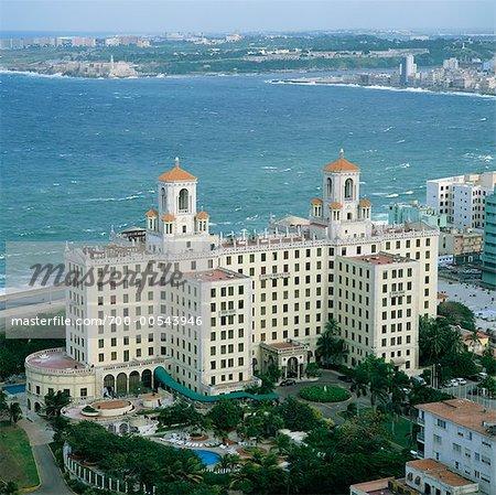 Hôtel Nacional, la Havane, Cuba