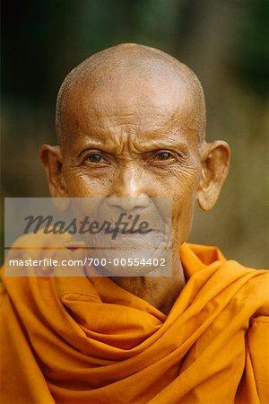 buddhistischer mönch