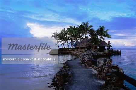 Wicked Walu Restaurant, Warwick, Fiji Hotel, Coral Coast, Viti Levu, Fiji