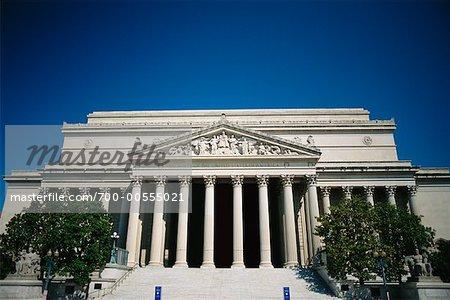 National Archives Building, Washington, D.C., USA
