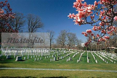 Cimetière National d'Arlington, Washington, D.C., USA