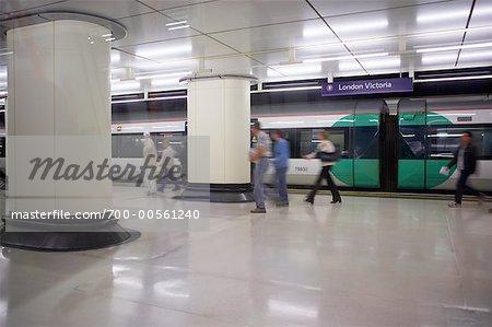 Victoria Station, London, England
