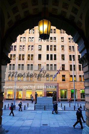 Martin Place, Sydney, New South Wales, Australie