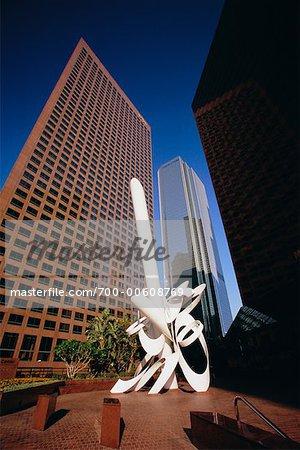 Cityscape, Los Angeles, California, USA