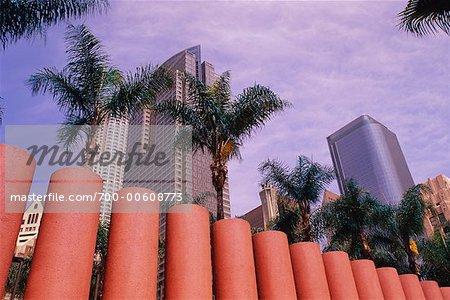 Pershing Square, Los Angeles, Kalifornien, USA