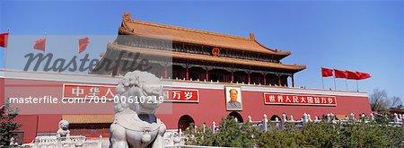 La cité interdite, Pékin, Chine