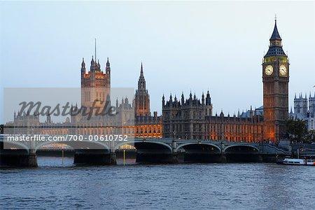 British House of Parliament, London, England