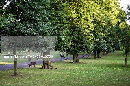 East Park, Southampton, England
