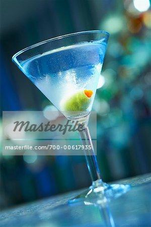 Gros plan de Martini