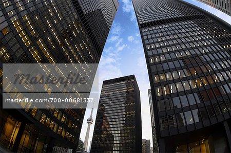 Buildings, Toronto, Ontario, Canada