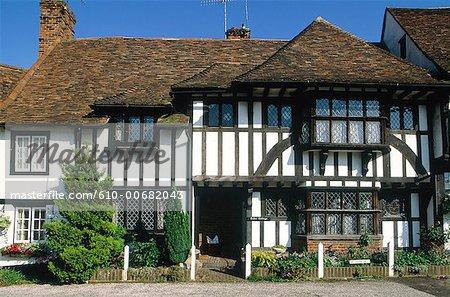 Angleterre, Kent, cottage