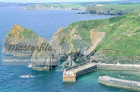 L'Angleterre, Cornwall, Mullion Cove