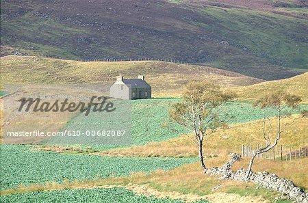 Écosse, Grampians, Braemar