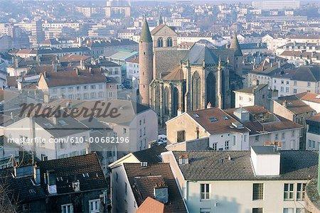 France, Basilique de Lorraine, Epinal, Saint Maurice