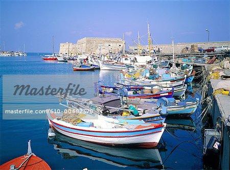 Greece, Crete, Heraklion