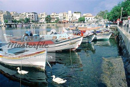Grèce, Crete, Agios Nikolaos